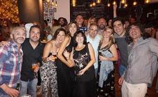 Paz Padilla hace de anfitriona en la fiesta de despedida de 'LQSA'
