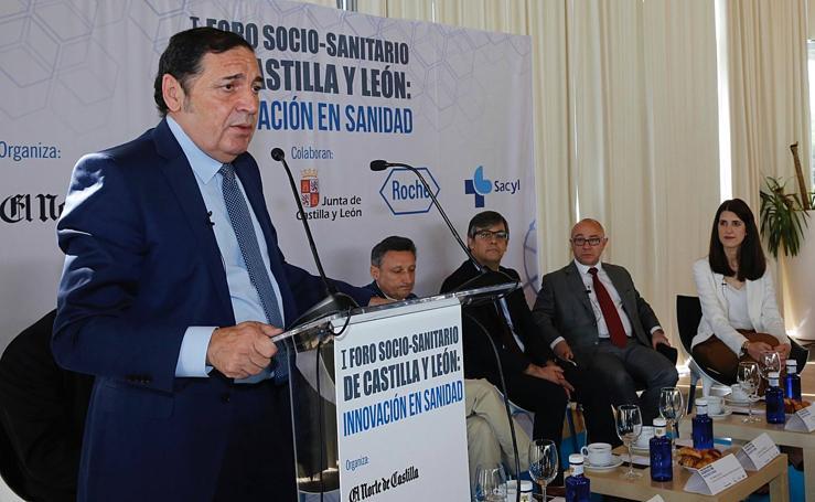 I Foro Socio-Sanitario de Castilla y León: Innovación en Sanidad
