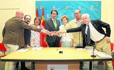 La Junta rehabilita nuevas viviendas en Palencia