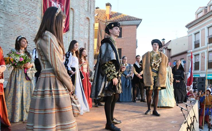 Carlos V llega a Mojados
