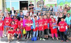 Los Amigos del Pueblo Saharaui de Palencia acogen a 25 niños refugiados en verano