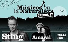 Naturaleza con música