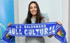 Mónica Gutiérrez, rapidez y habilidad para el Aula Valladolid