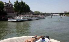Bañarse en el Sena, un sueño que pronto podría hacerse realidad