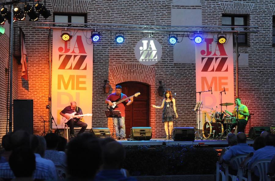 'The Jazz Street' en el Festival de Jazz de Medina del Campo