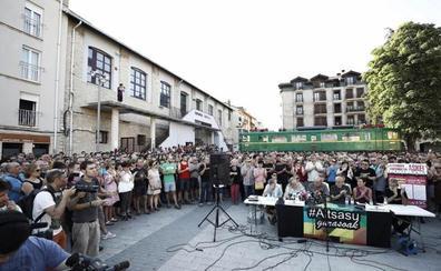 El Ayuntamiento de Alsasua expresa su «rotunda discrepancia» con la petición fiscal