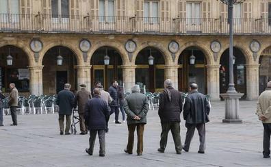 Castilla y León, la tercera comunidad más envejecida de España