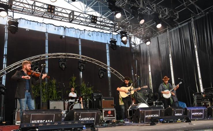 El Huercasa Country Festival de Segovia cierra con 8.000 espectadores