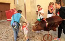 Segovia también tiene 'sanfermines'