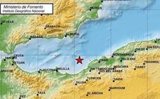 Un terremoto de magnitud 4,8 en Argelia se deja sentir en Melilla y Andalucía