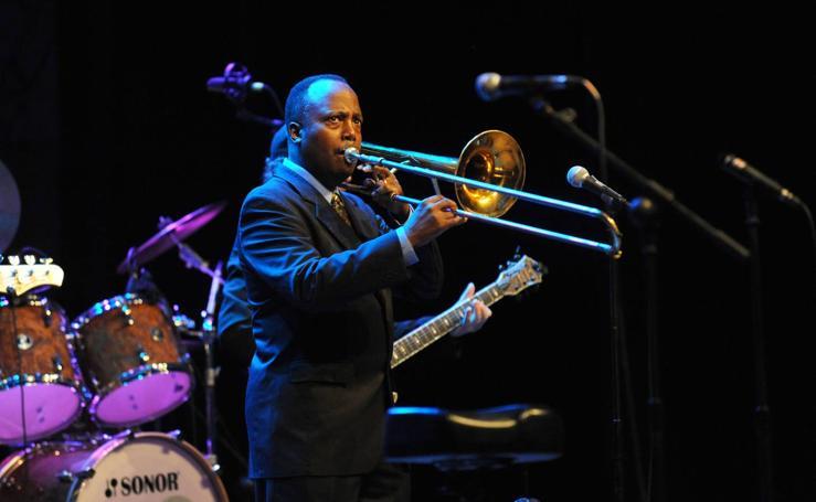 La banda de James Brown abre el Festival Internacional de Jazz de la Universidad de Valladolid