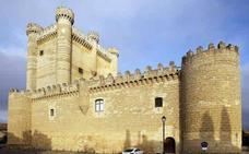 El castillo de Fuensaldaña cierra al público para convertirse en museo