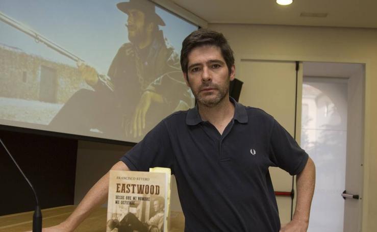 Francisco Reyero desgrana el paso de Clint Eastwood por España en el Aula de Cultura