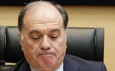 Villanueva insiste y acude a la Audiencia para ser excluido del caso de 'La Perla Negra'