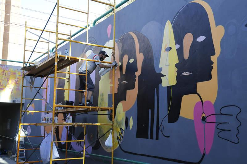 Exposición de grafitis 'SensibilizARTE'