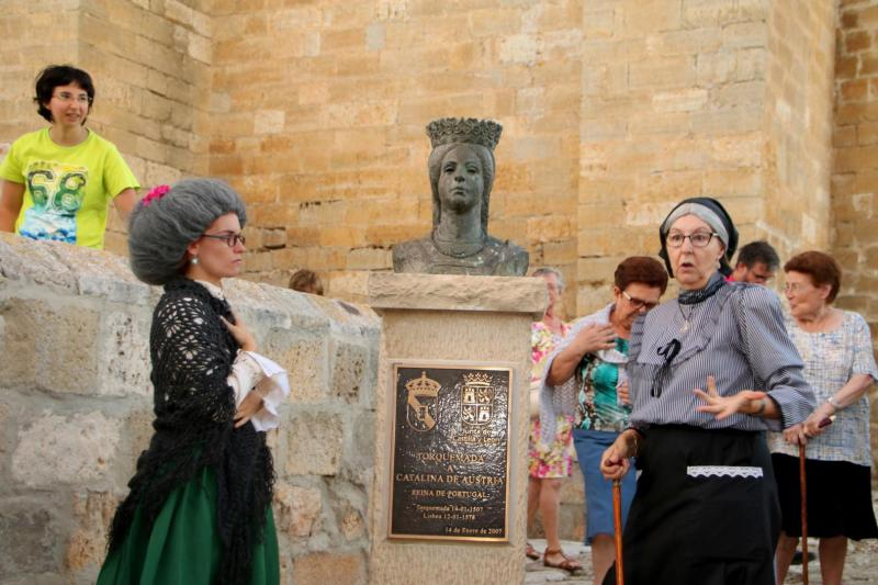 Torquemada celebra los dos siglos del nacimiento de José Zorrila