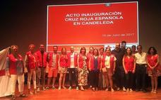 Cruz Roja presenta delegación en Candeleda