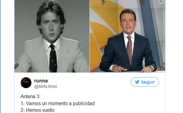 Una broma sobre los anuncios de Antena 3 se vuelve viral