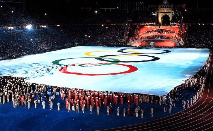 Los Juegos que cambiaron España