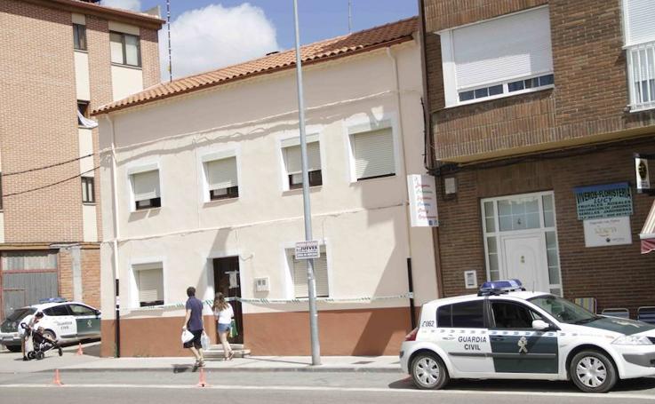 La unidad de Criminalística de la Guardia Civil, en Peñafiel