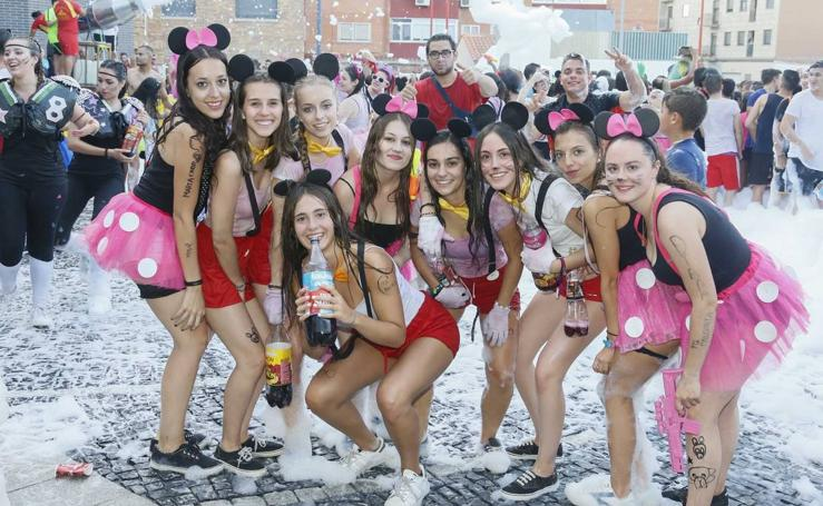 Arrancan las fiestas de Santa Marta de Tormes (Salamanca)