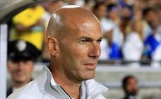 Zidane: «Ojalá la BBC se quede esta temporada»