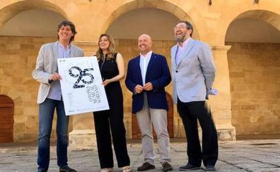 El XXV Otoño Musical Soriano celebra su aniversario con una programación excepcional