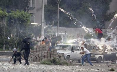 Ocho condenados a muerte por el asalto a una comisaría en Egipto tras el golpe de Estado de 2013