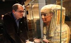 «Solo conocemos una quinta parte de lo que debió de ser el Antiguo Egipto»