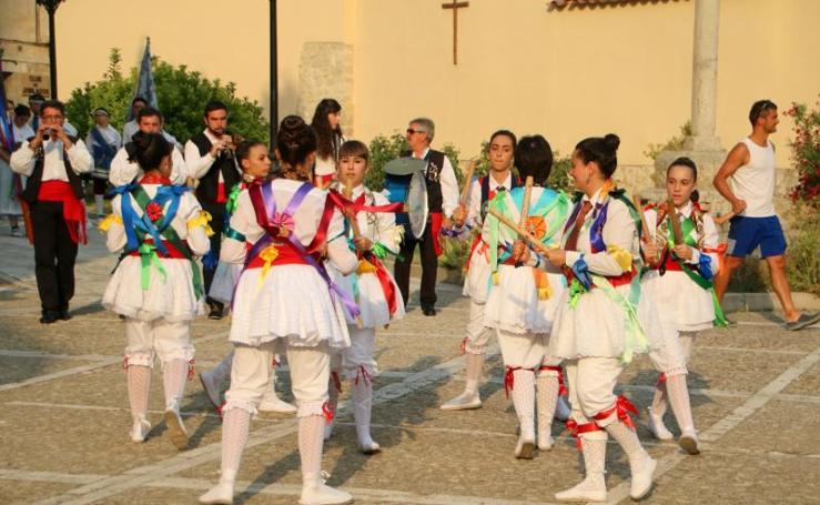 XXXVI Festival de Paloteo y Danza de Ampudias-1