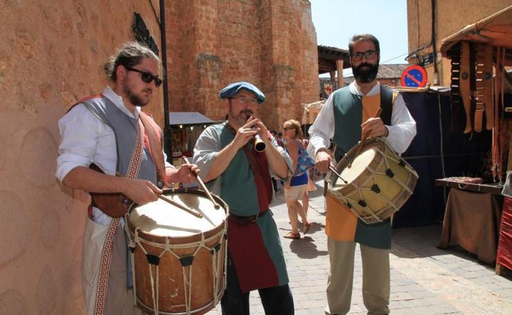 Feria medieval en Ayllón