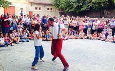 Agosto rebosa teatro, música y magia