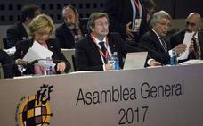 La Asamblea respalda las cuentas de 2016 y presupuesto de 2017