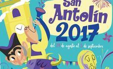 Programa de fiestas de San Antolín en Palencia 2017. Viernes, 25
