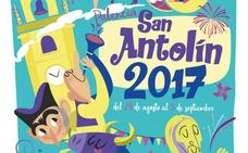 Programa de fiestas de San Antolín en Palencia 2017. Viernes, 1