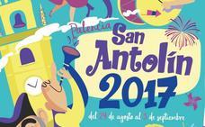 Programa de fiestas de San Antolín en Palencia 2017. Sábado 26 y domingo, 27