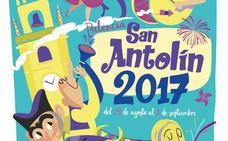 Programa de fiestas de San Antolín en Palencia 2017. Jueves 31