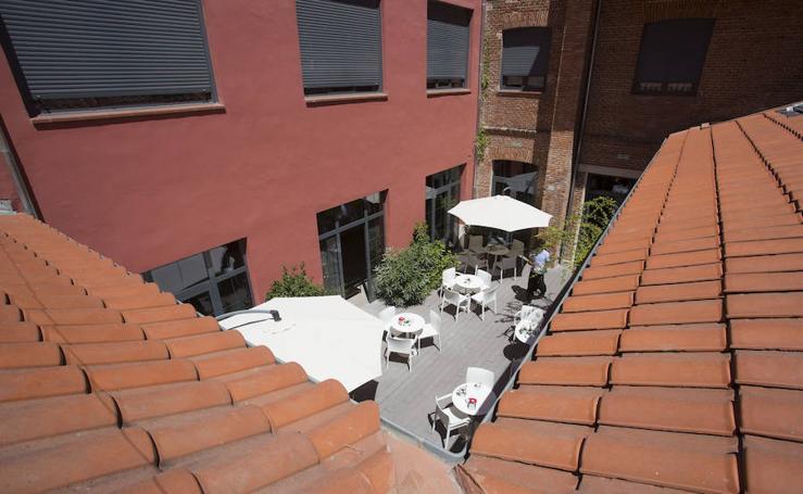 Así es el primer albergue privado de Valladolid