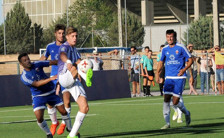 Real Valladolid B 1 - CF. Salmantino 0
