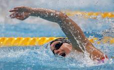 Mireia, oro en los 400 metros libres