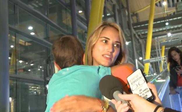 Alba Carrillo regresa con las pilas cargadas