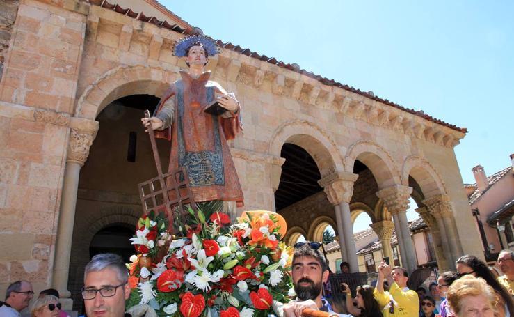 Procesión y Misa de San Lorenzo