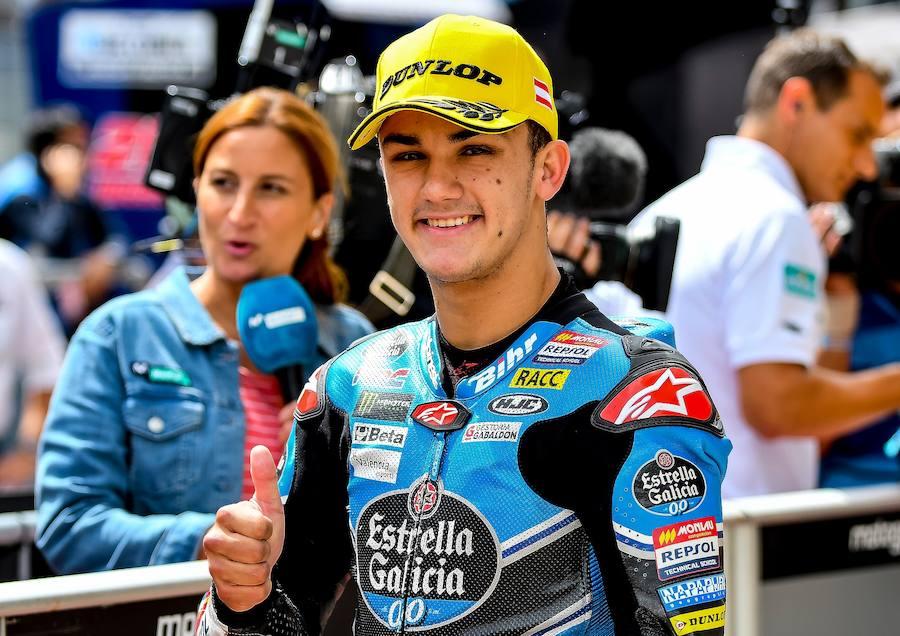 Las mejores imágenes del GP de Austria