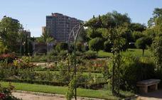 Valladolid deja de regar la mayor parte de sus jardines por la sequía