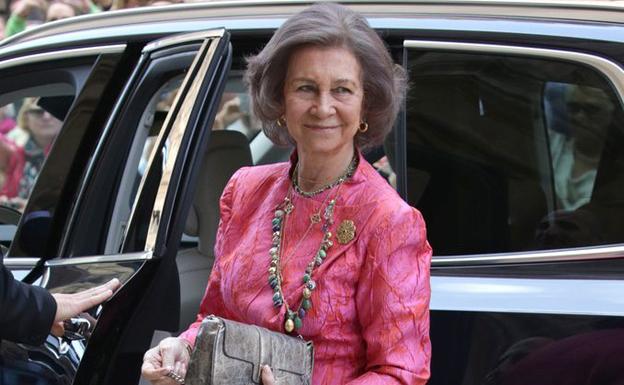 La Reina Sofía quiere cambiar de residencia