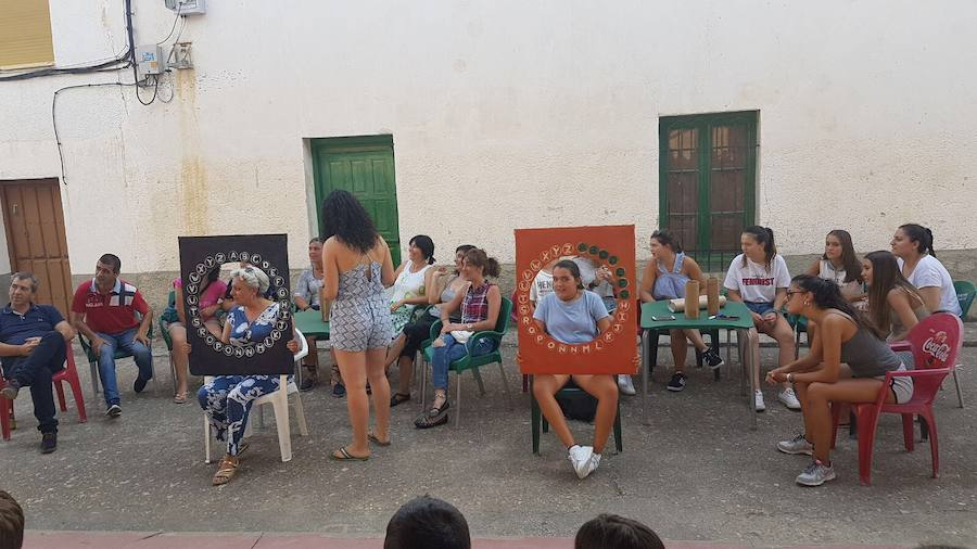 San Cebrián de Mazote celebra su Semana Cultural