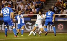 El Real Madrid sigue mandón