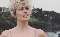 El desnudo más sensual de Adriana Abenia