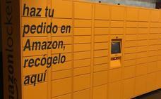 Amazon instala un punto de recogida en Vallsur