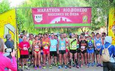 Pérez y Mahamud se coronan en el Maratón de Báscones